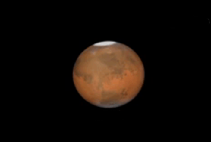 فلكية جدة: المريخ في أقرب مسافة من الأرض الثلاثاء