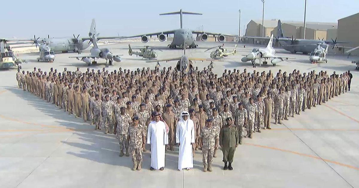 """الدوحة تبحث الاحتماء بـ""""العديد"""" عبر تحويلها لقاعدة دائمة"""
