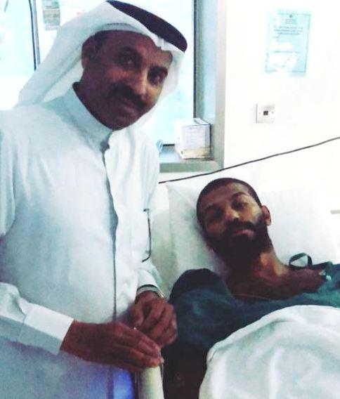 «طارق العلي» يكشف حقيقة الحالة الصحية لإبنه الفنان سلطان