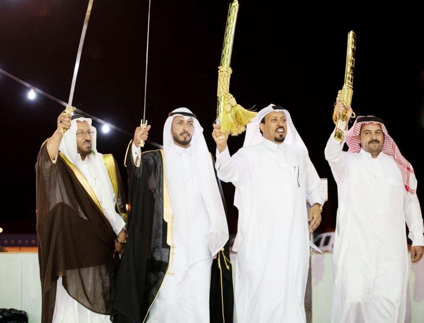 العقيد جمعان الغامدي يحتفل بعقد قران إبنه «رعد» بالباحة