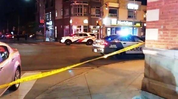 كندا: إصابة 10 في إطلاق نار ومقتل المهاجم