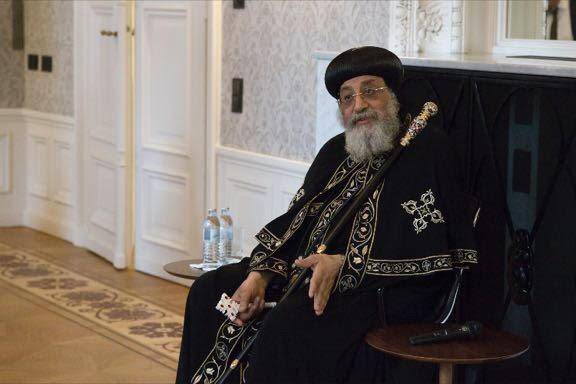 بابا الإسكندرية: السعودية تعزّز الحوار والسلام وتكافح التطرف