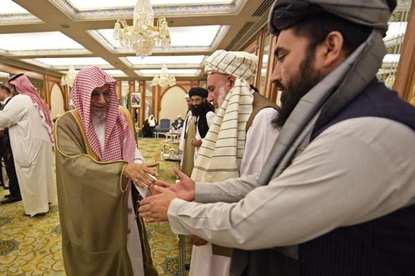 مؤتمر المصالحة الأفغانية يختتم أعماله بـ«إعلان مكة»