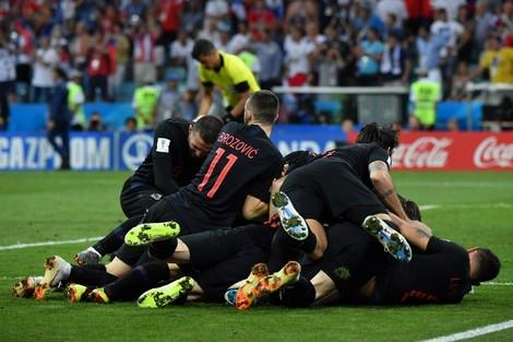 كرواتيا تحتفي بـ«جيل المعجزة» وتتوعد إنجلترا