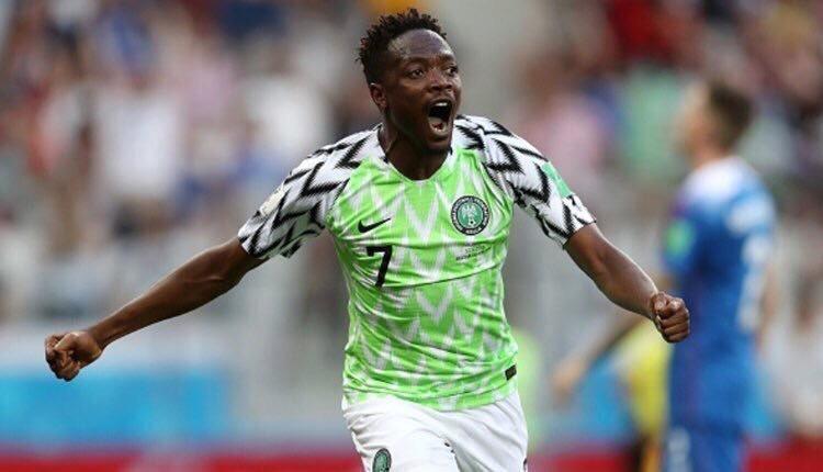 جماهير العالمي تقدم مفاجأة للنجم النيجيري أحمد موسى