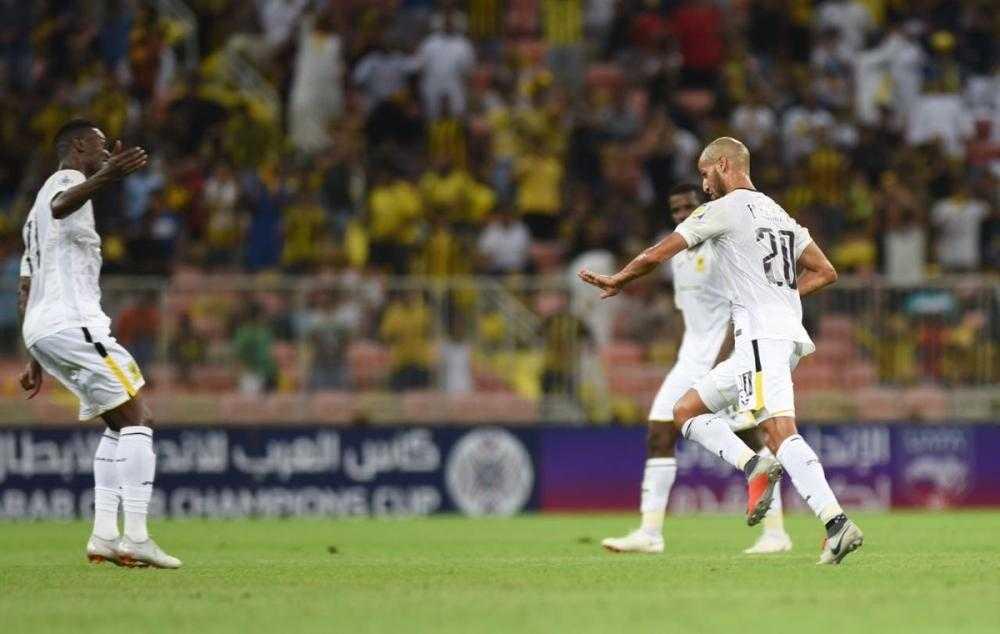 الاتحاد يتعادل مع الوصل الإماراتي