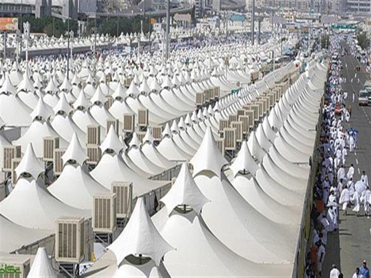 3500 حارس وحارسة و1000 كاميرا لتأمين مخيمات حجاج الداخل