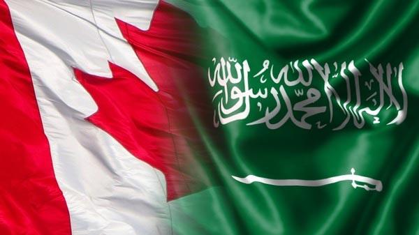 كندا تطلب المساعدة من 4 دول للتصالح مع المملكة