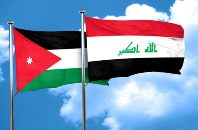 اتفاق عسكري بين العراق والأردن