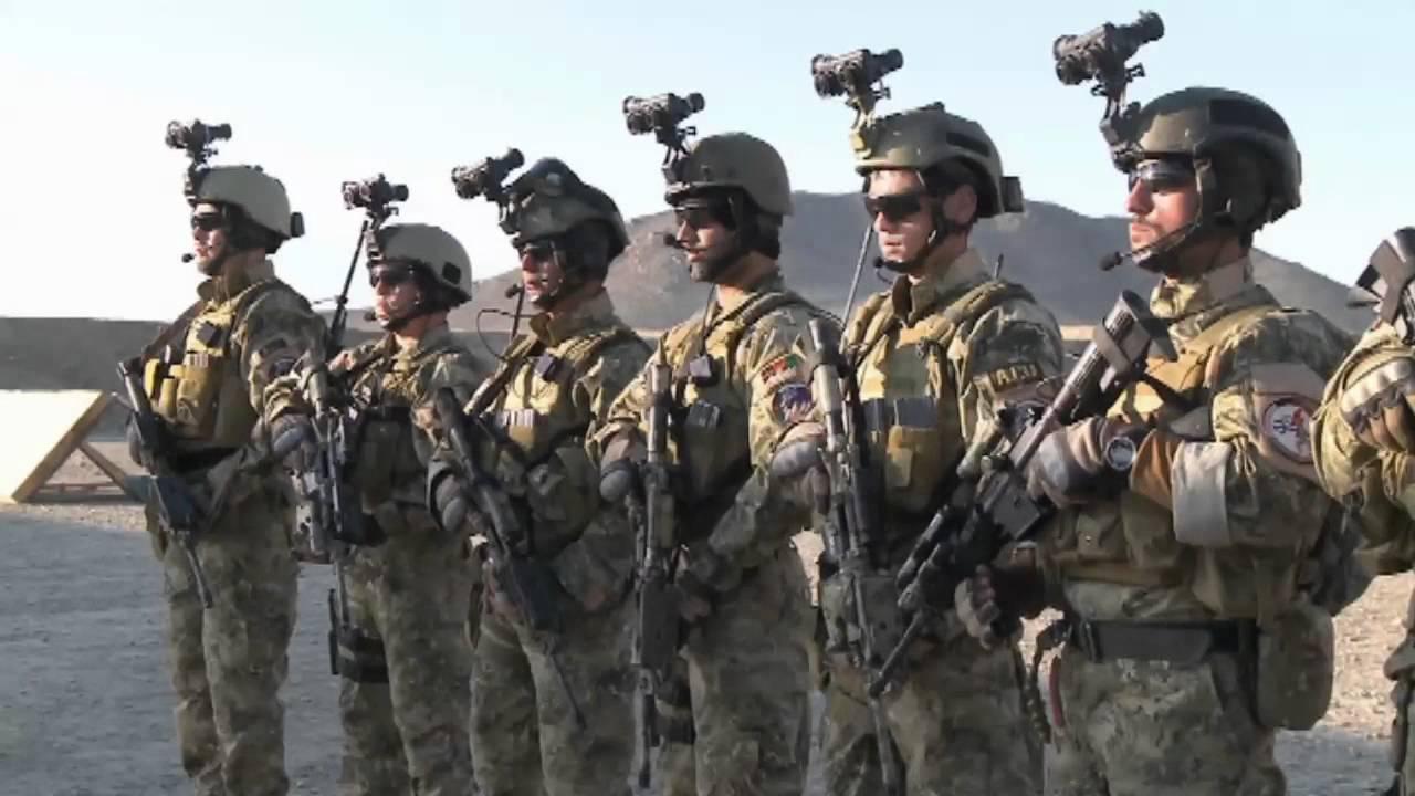 """""""الكوماندوز"""" الأفغانية تقتل عددا من مسلحي """"طالبان"""""""