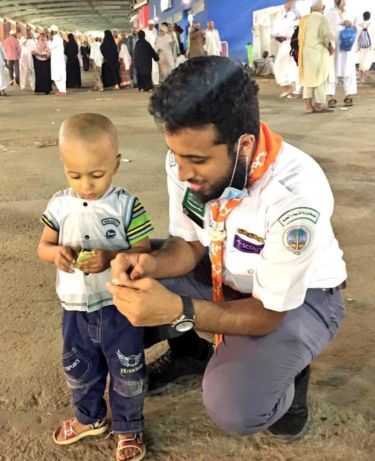 """""""الناس للناس"""" الكشفية تستعد لإطلاق مبادرة لخدمة ١٠٠٠ حاج"""