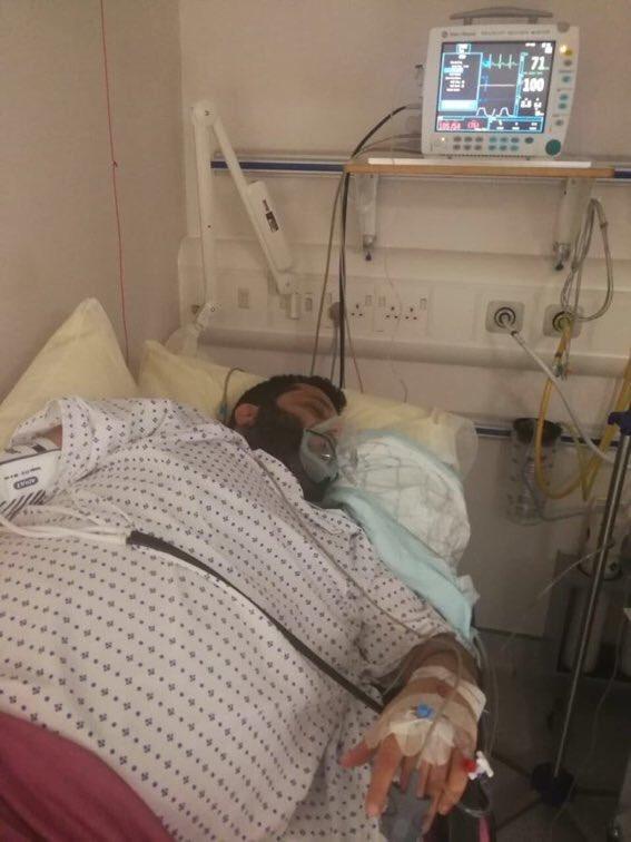 """"""" آل الشيخ"""" يتعرض لوعكة صحية .. ودعوات له بالشفاء العاجل"""