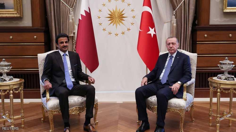 وعد قطري لتركيا باستثمار 15 مليار دولار