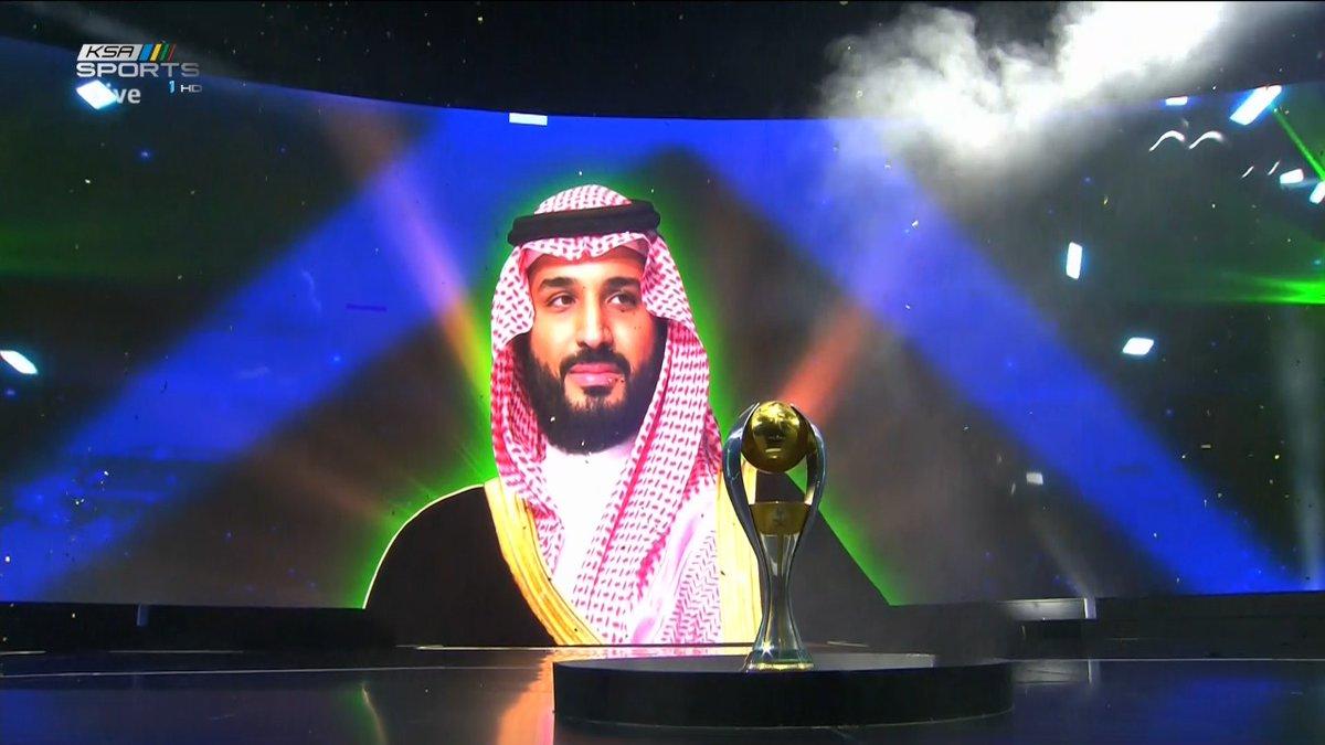 بعد إنقاذه للموقف .. الجماهير الرياضية: شكرا محمد بن سلمان