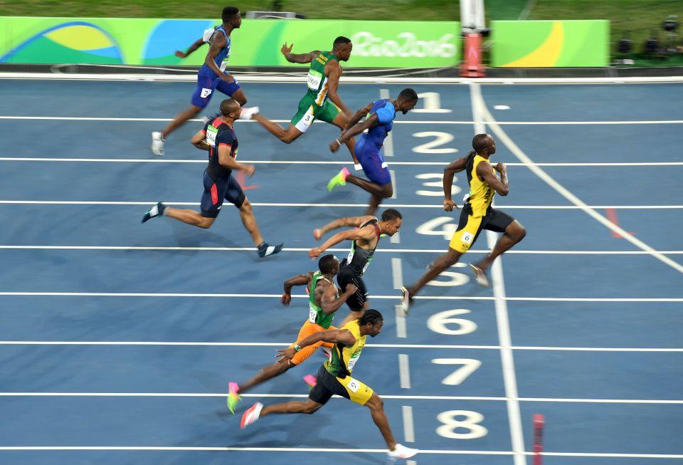 مصرع بطل العالم في ألعاب القوى