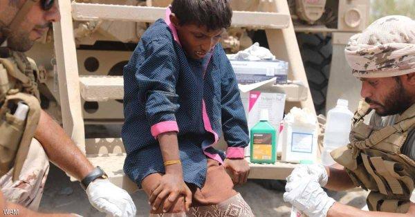 صاروخ إيراني يحول فرحة العيد إلى مأساة إنسانية في قرية يمنية