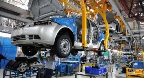 المملكة تعمل على تطوير مدينة لصناعة السيارات
