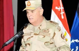 رئيس أركان حرب القوات المسلحة المصرية يزور الخرطوم