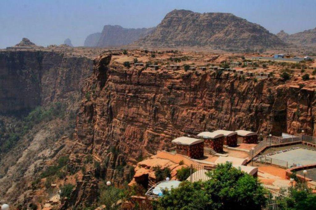 """متحف قرية """"الحبلة"""" التراثية يستقبل زواره على ارتفاع 2000 متر عن سطح البحر"""