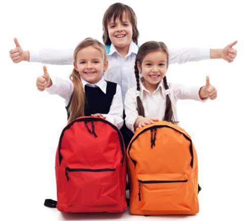 هيئة المواصفات : هذا هو الوزن المثالي لحقيبة طفلك المدرسية