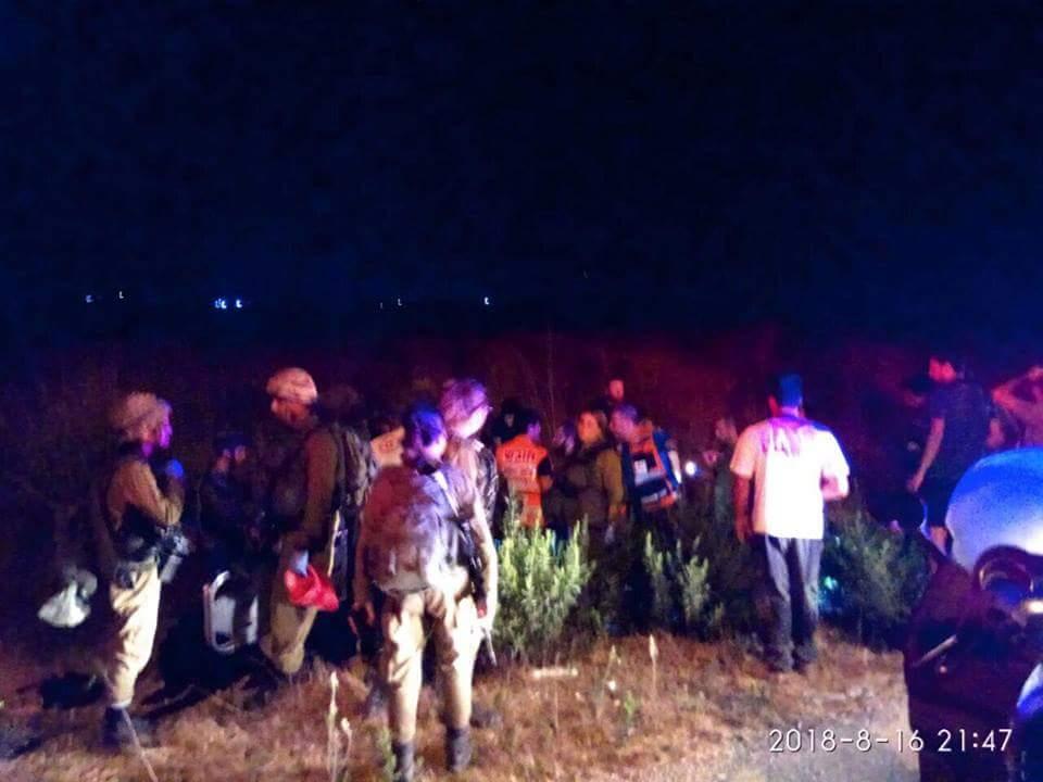 مقتل إسرائيلية في عملية دهس غرب نابلس