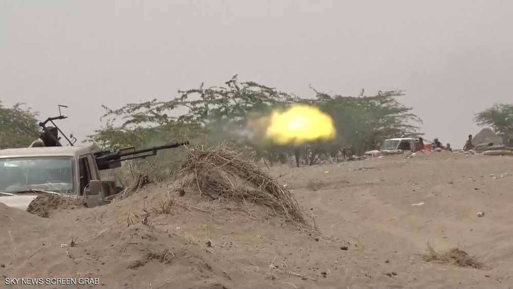 """مقتل قائد كتيبة """"الاقتحامات"""" الحوثية في الحديدة"""