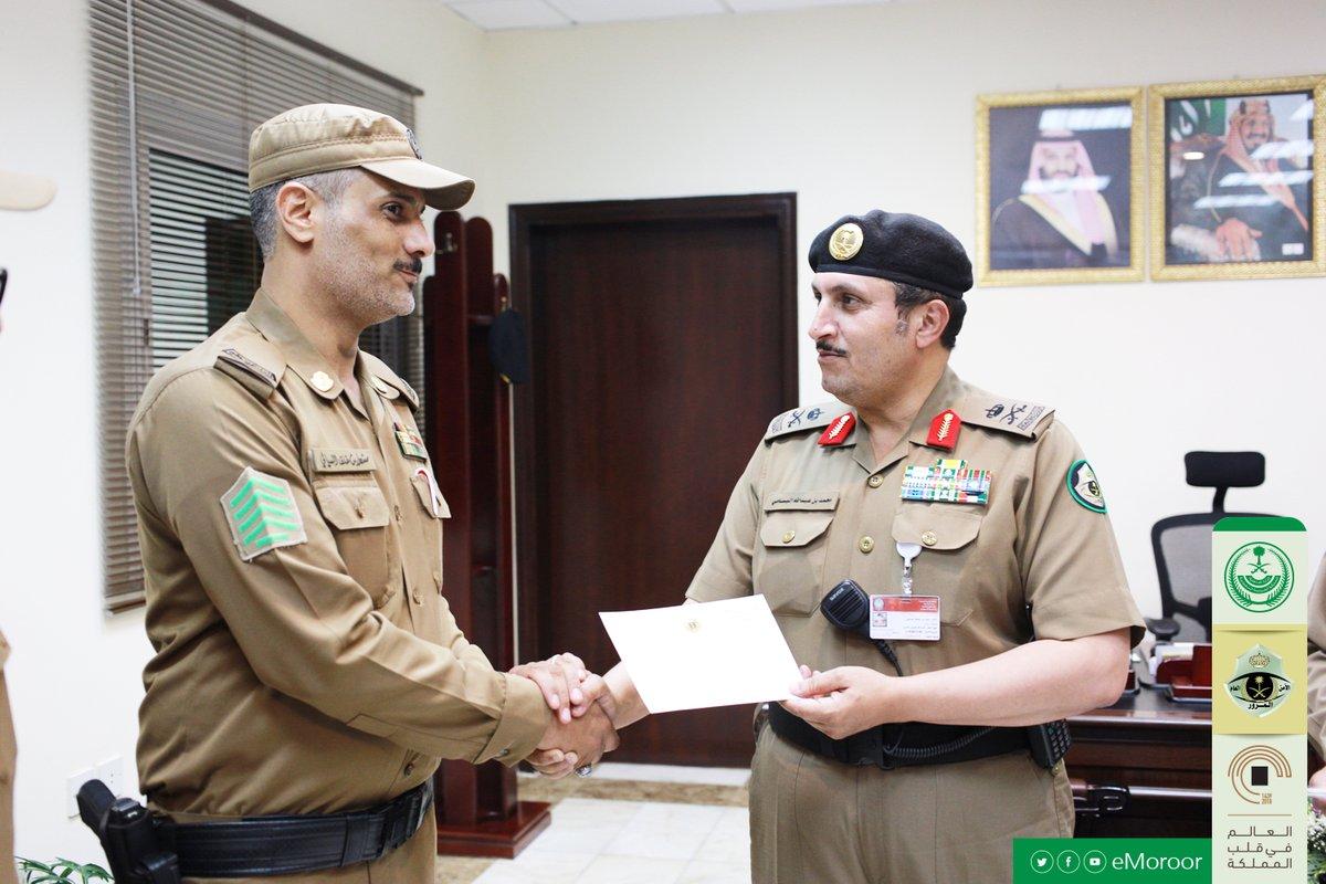 وزير الداخلية يوجه بتكريم العسكري مشعل خلف بعد موقفه في حادثة مكة