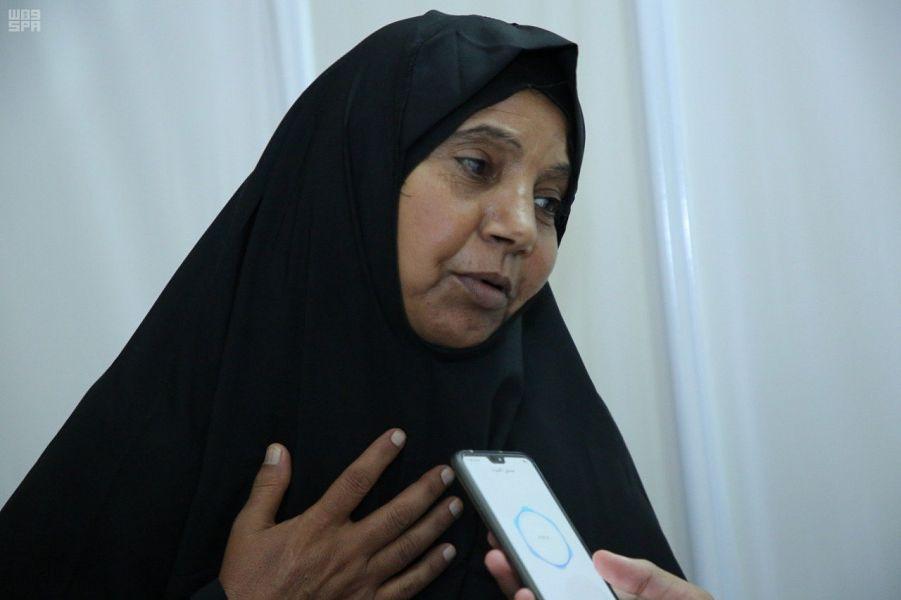 مصرية من ضيوف خادم الحرمين تخفي مرضها لأداء فريضة الحج