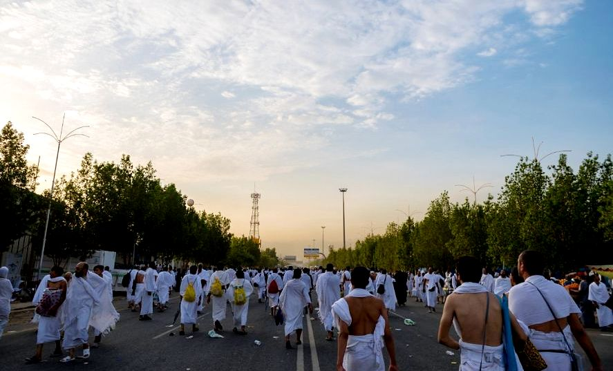 الإحصاء: إجمالي الحجاج القادمين لمكة المكرمة بلغ «2.368.873» حاجًا