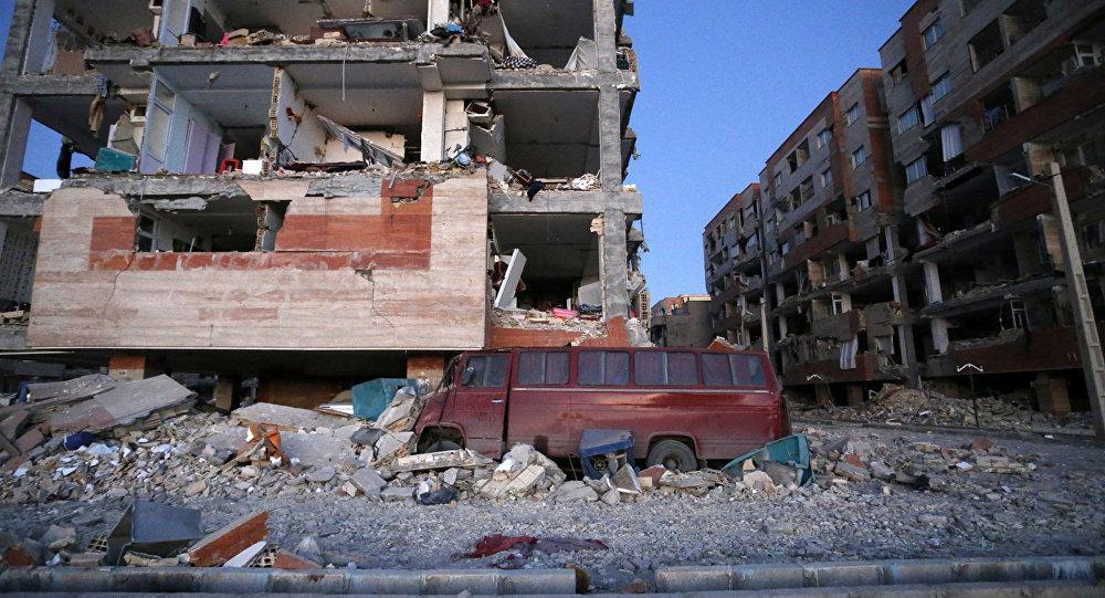 زلزال قوي يضرب جنوب شرق إيران