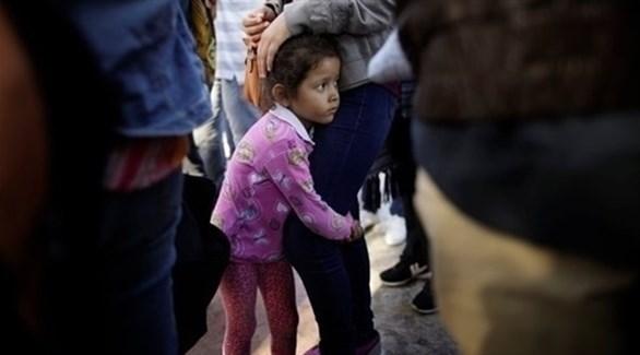 565 طفلاً مهاجراً ما زالوا محتجزين في أمريكا