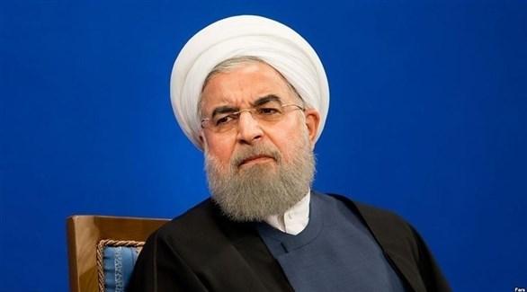 روحاني أمام البرلمان الإيراني: العقوبات هي السبب