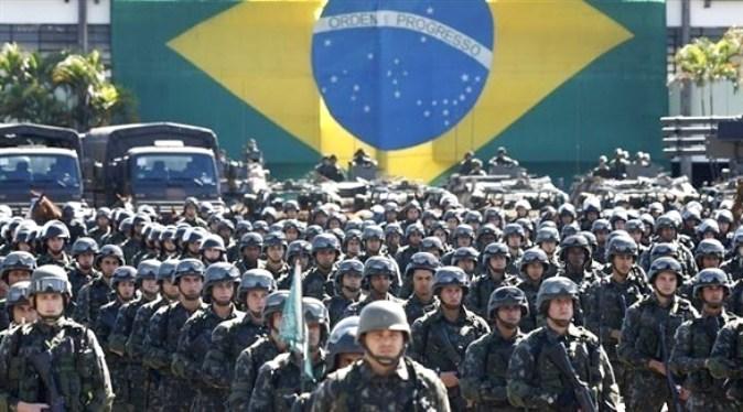 البرازيل ترسل جيشها إلى فنزويلا