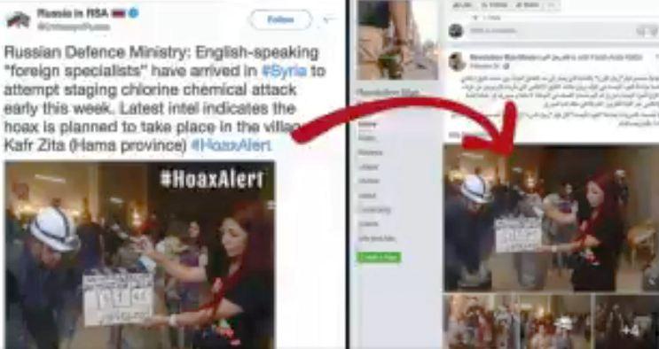 معركة تويتر.. الخارجية الامريكية تسخر من تغريدة للسفارة الروسية