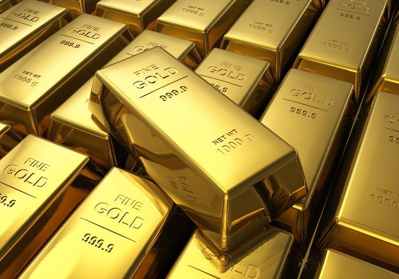 أسعار الذهب تتجه لأكبر هبوط أسبوعي