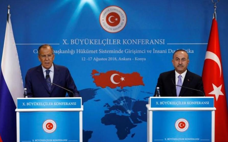 روسيا لتركيا: لا نعد بدعمكم في أزمة الليرة