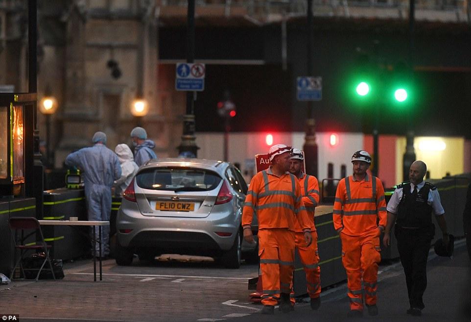 لندن تحقق بـ700 قضية إرهاب