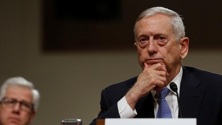 وزير الدفاع الأمريكي: ندعم السعودية في الدفاع عن نفسها فيما يتعلق بالأزمة اليمنية