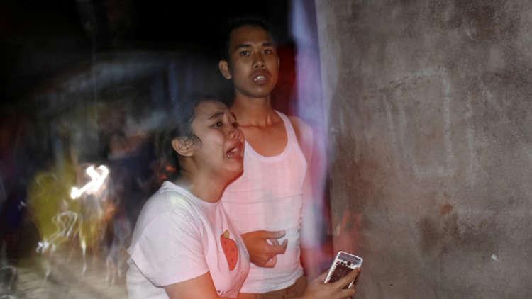 ارتفاع ضحايا الزلزال في إندونيسيا إلى 91 قتيلا