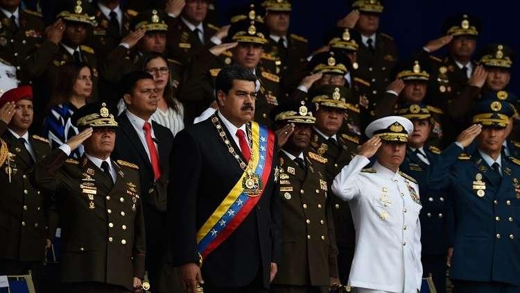 وزير فنزويلي: تفجير طائرة مسيرة استهدفت مادورو تم عن بعد من الولايات المتحدة
