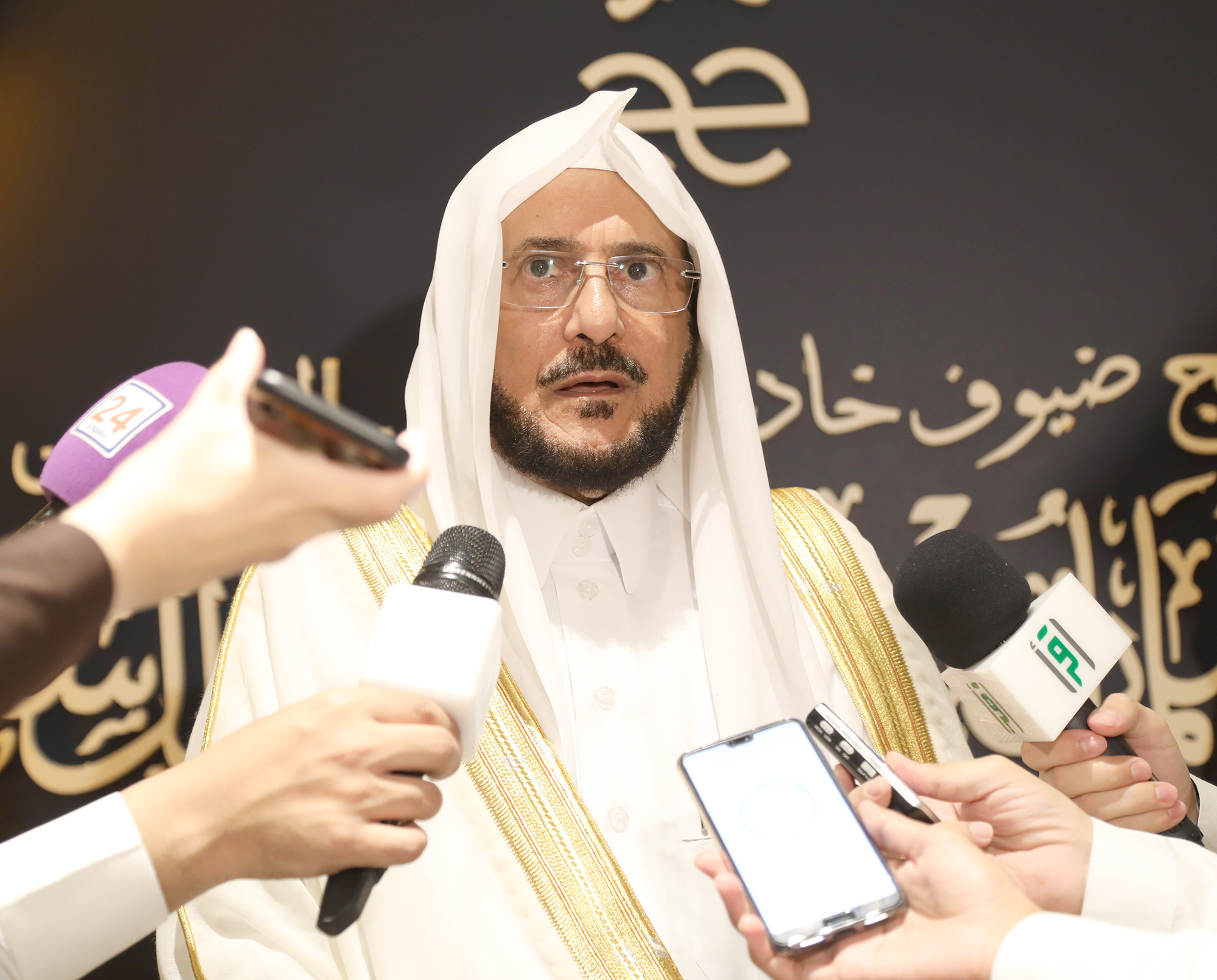 وزير الشؤون الإسلامية: الإساءة للمملكة إساءة للإسلام