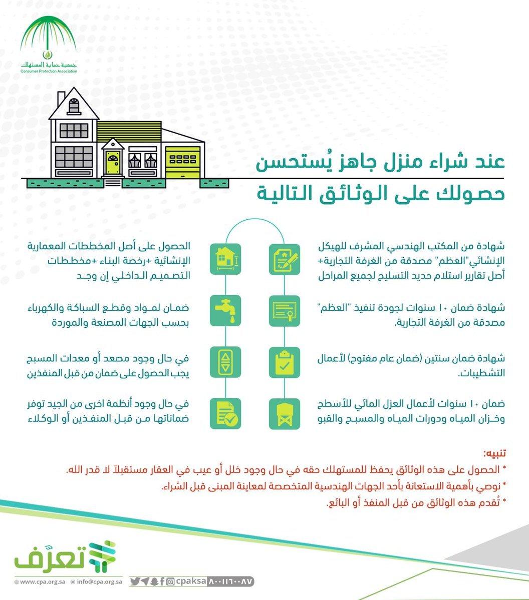 حماية المستهلك تقدم مجموعة إرشادات للوقاية من البيوت المغشوشة