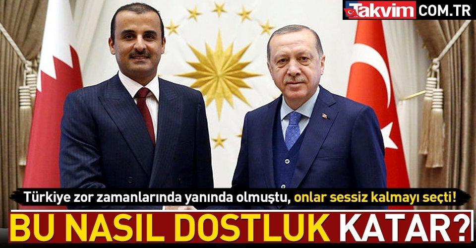 صحف تركيا تهاجم قطر: أي نوع من الصداقة هذا؟