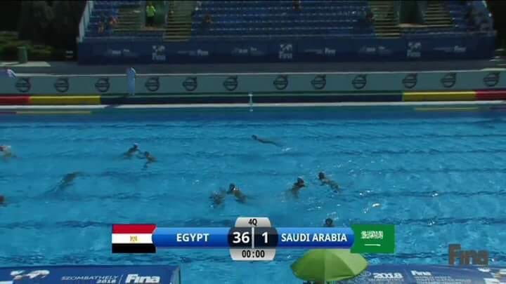 """""""آل الشيخ"""" يعلق على """"هزيمة كأس العالم لكرة الماء"""": ما حدث لن يمر"""