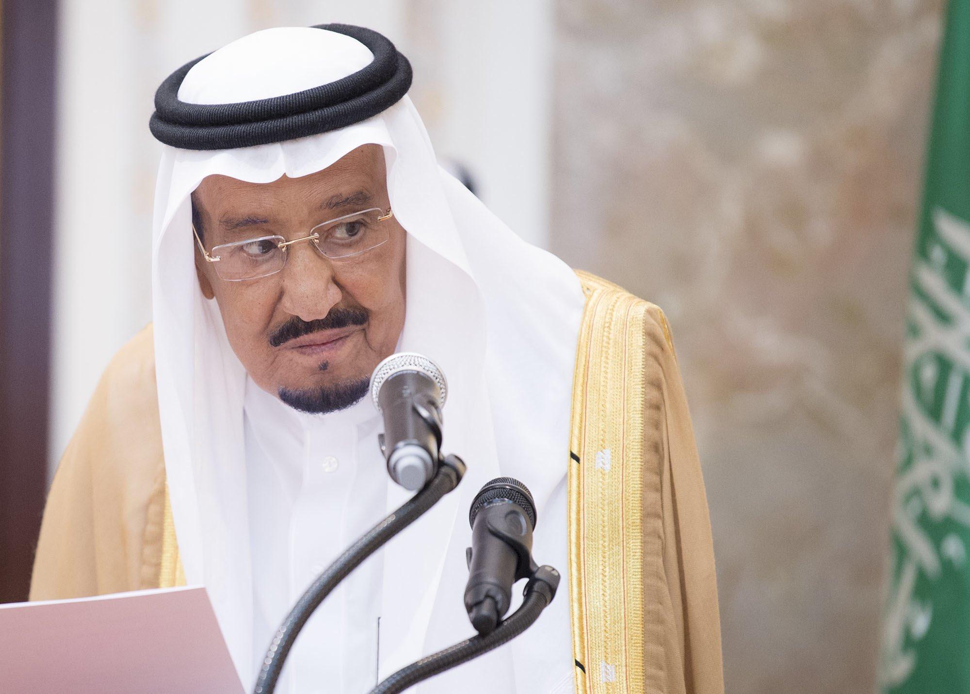 خلال استقبال كبار الشخصيات الإسلامية.. خادم الحرمين: المملكة تؤكد موقفها ضد الإرهاب