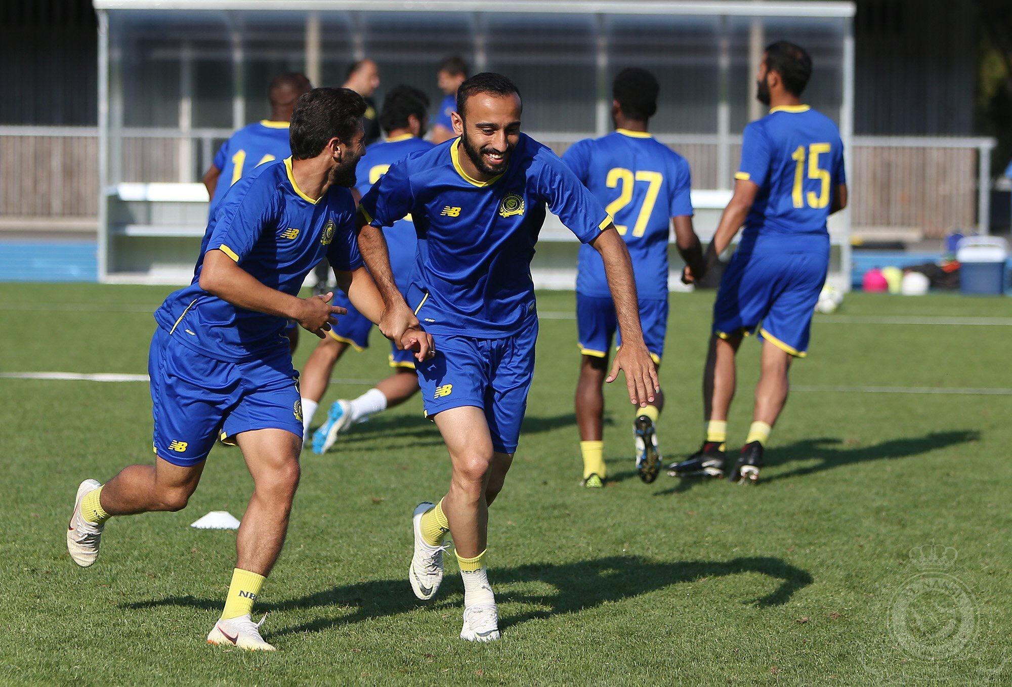 النصر يكتسح بني ياس الإماراتي بالخمسة