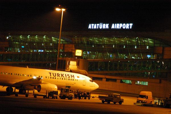 تركيا تتفوق على أمريكا في عدد رحلات الطيران من إسرائيل