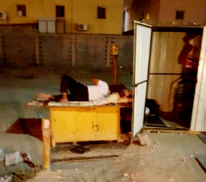 إلزام منشأة بتأمين مسكّن لعامل ينام في العراء