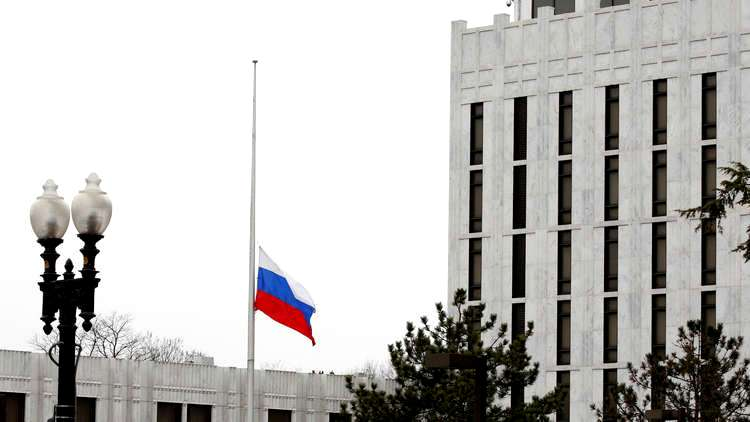 الخارجية الروسية: واشنطن تحضر لاستفزاز موسكو مجدداً