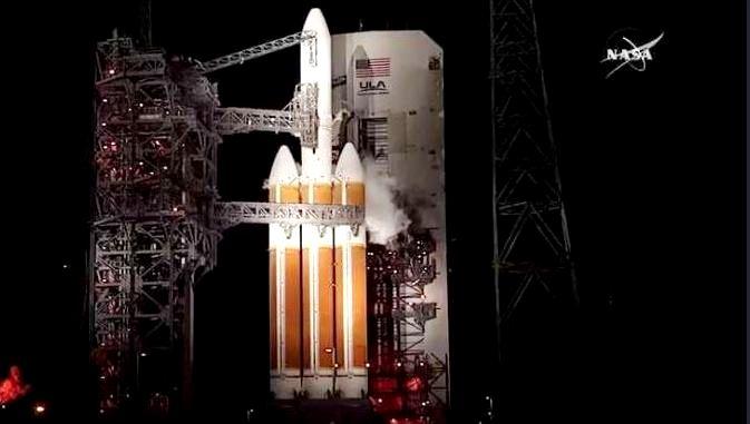 مشكلات فنية تعيق إطلاق صاروخ لوجيستي لمحطة الفضاء الدولية